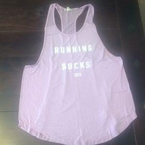 Victoria's Secret Running tank